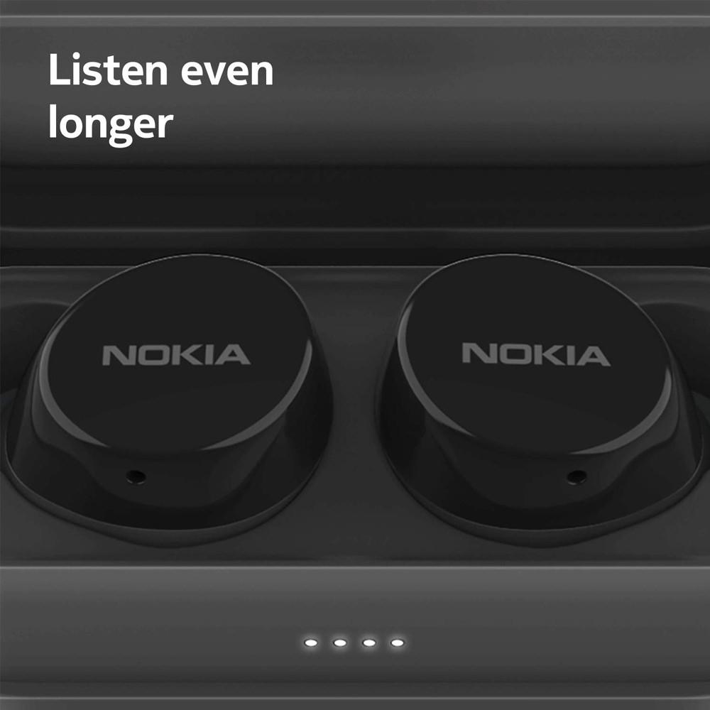 Nokia Power Earbuds Lite Black, BH-405