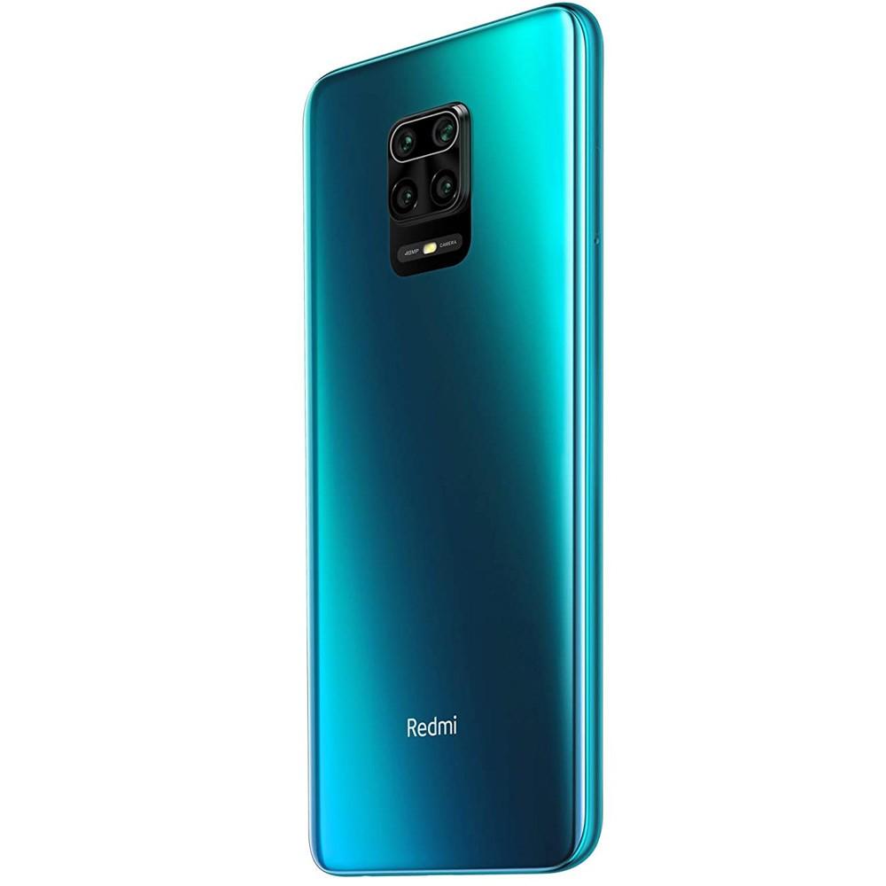 Xiaomi Redmi Note 9 Pro Dual SIM 6GB RAM 64GB 4G LTE-Aurora Blue