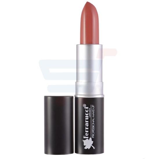 Ferrarucci Matte Lipstick 3.8g, Arcada Brown