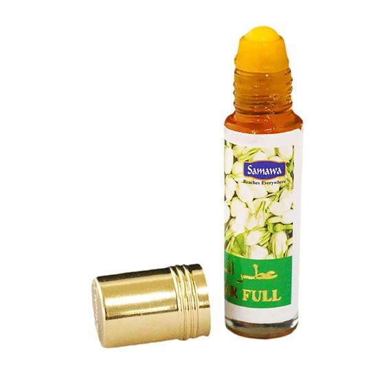 Attarfull by Samawa For Unisex - Perfume Oil Rollon, 8ml, 6Pcs