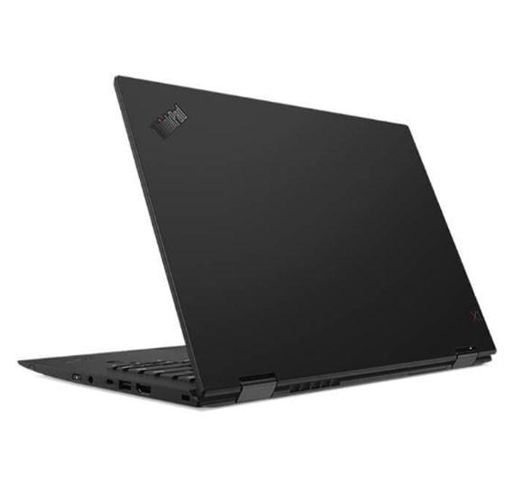Lenovo X1 Yoga Notebook, 14 inch WQHD Display, Intel I7 85650U Processor, 8GB RAM, 512GB SSD, Windows 10 Pro, Black