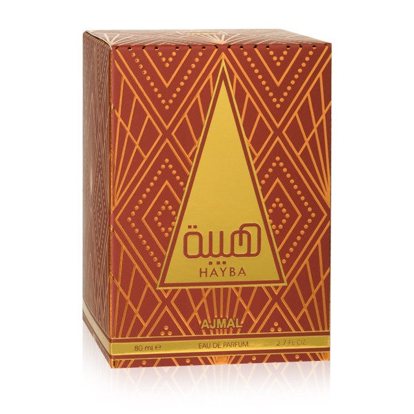 Ajmal Perfume Hayba For Unisex,6293708012190, 80 ml