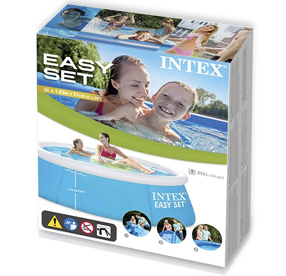 Intex Play Center Swim Pool -28101