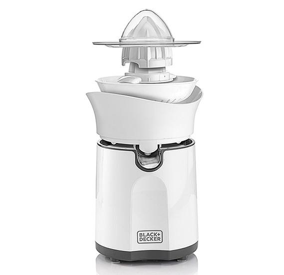 Black & Decker Continuous flow Citrus Juicer, CJ800-B5