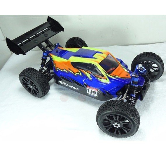 HSP 1/8 Scale Electric Power Brushless RTR Off-Road Buggy - 94995