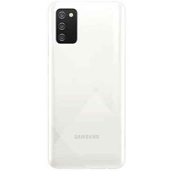 Samsung Galaxy A02s Dual SIM, 4GB RAM 64GB Storage 4G LTE, White