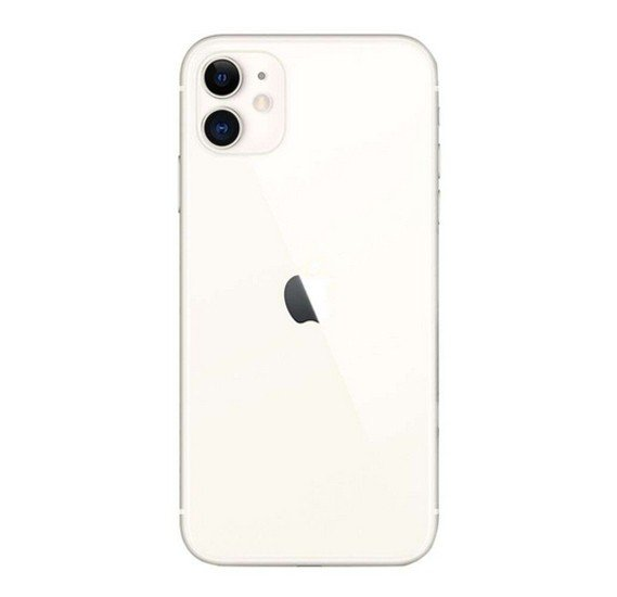 Apple iPhone 11 With FaceTime 128GB 4G LTE White