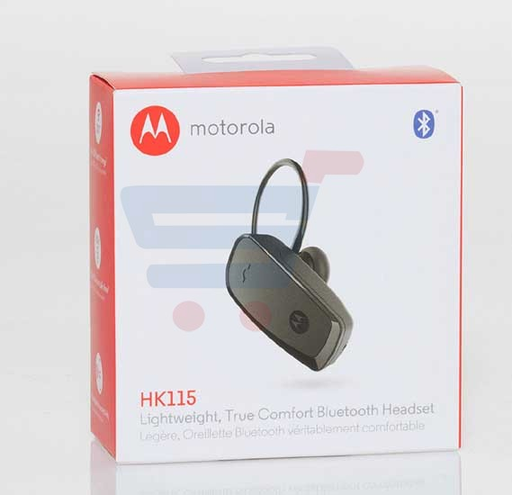 Motorola HK115 Lightweight, True Comfort Bluetooth Headset