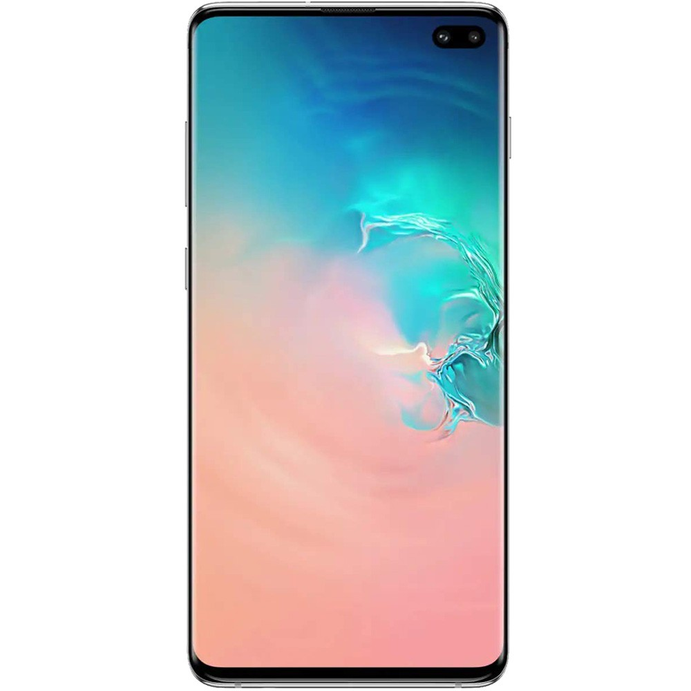 Samsung Galaxy S10 Plus, 8GB RAM 128GB Storage 4G LTE, Black, Refurbished