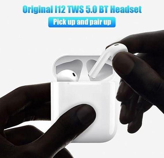 3 In 1 Combo Offer Ravoz Z3 Pro Dual SIM Classic Black 3GB RAM 64GB Storage 4G LTE I12 TWS Bluetooth Earphone Pop-up Wireless Earphones Charging Case And D13 Smart Watches 116