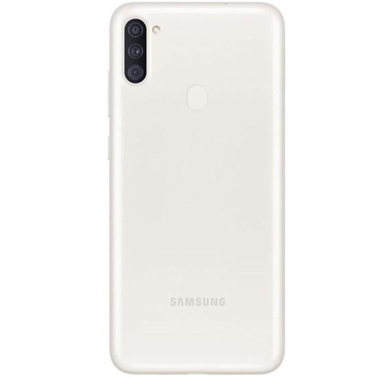 Samsung Galaxy A11 Dual Sim 2GB RAM 32GB 4G LTE - White