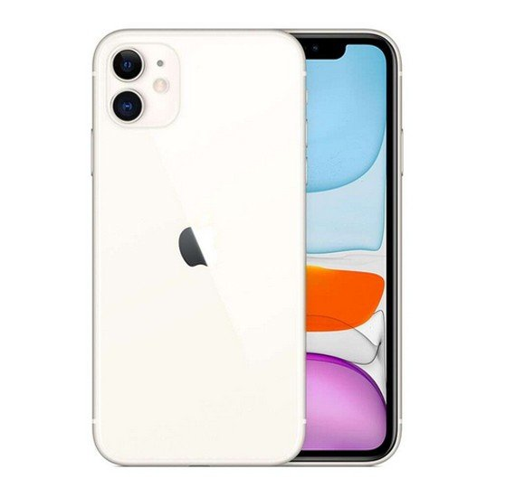 Apple iPhone 11 With FaceTime White 256GB 4G LTE
