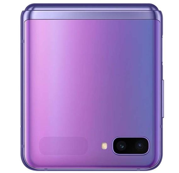 Samsung Galaxy Z Flip 8GB RAM 256GB 4G LTE -Purple Mirror