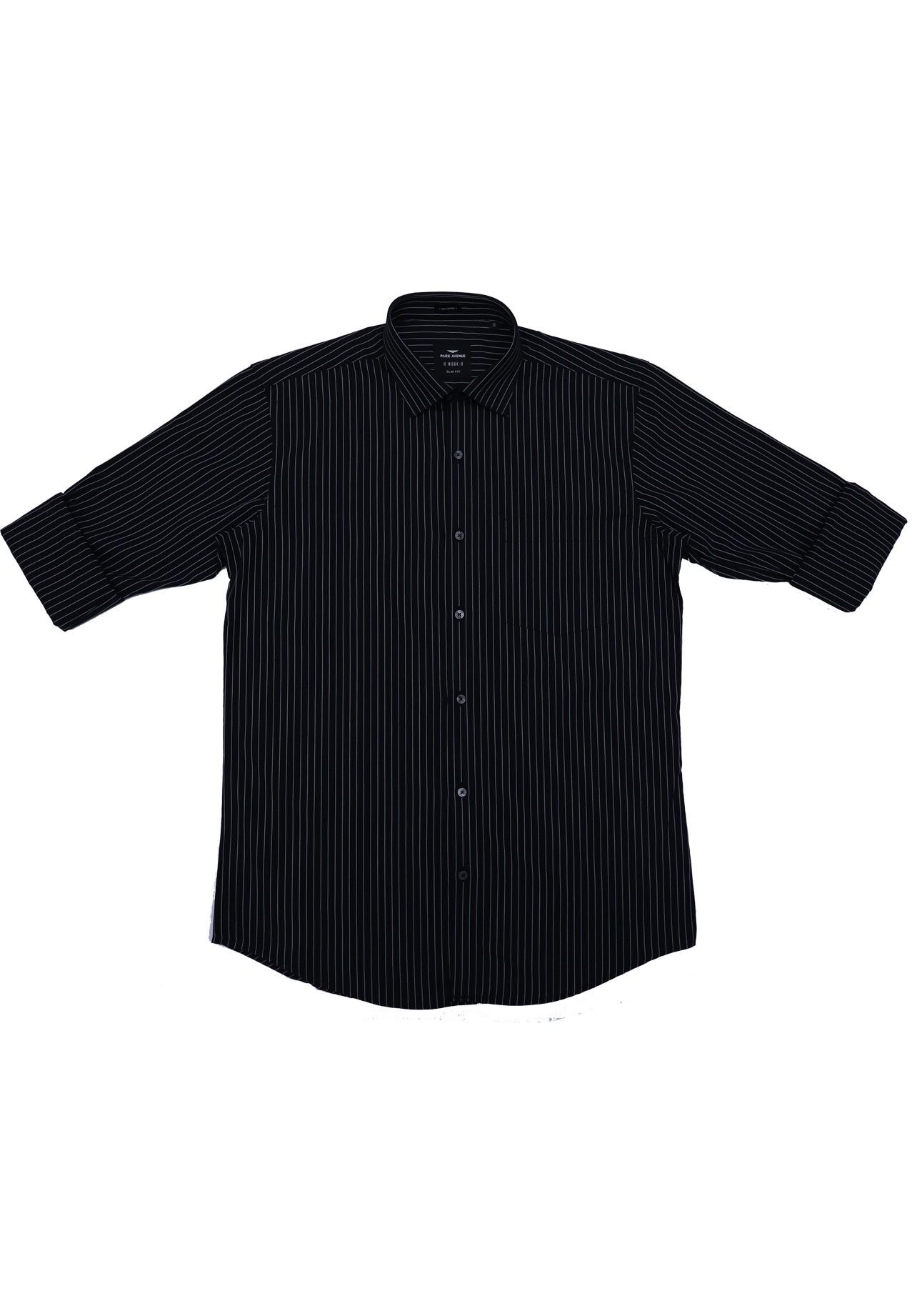 Park Avenue PMSX12282-K8 Mens Shirt, Size 40