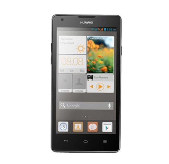 Huawei Ascend G700 Dual SIM 8GB, 2 GB Android OS,3G +Wifi,Black