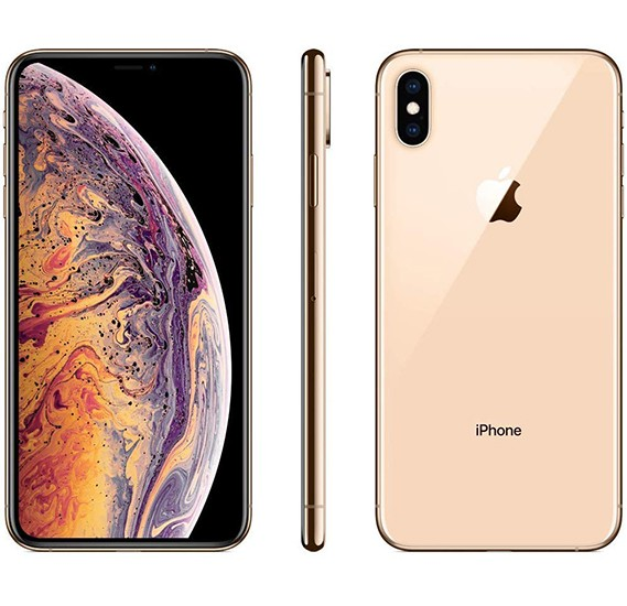 Apple Iphone Xs Max 64Gb With Facetime, Gold