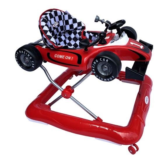 Little Angel Luxury baby walker GF-W5103 Red, Green Future