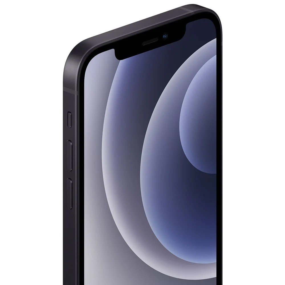 Apple iPhone 12 With FaceTime Black, 64GB Storage, 5G