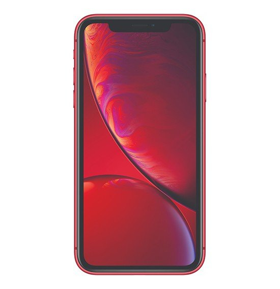 Apple iPhone XR  64GB  3GB RAM  4G LTE with faceTime - Red