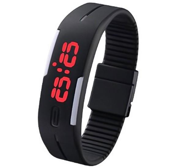 Wrist Band Sports Watch