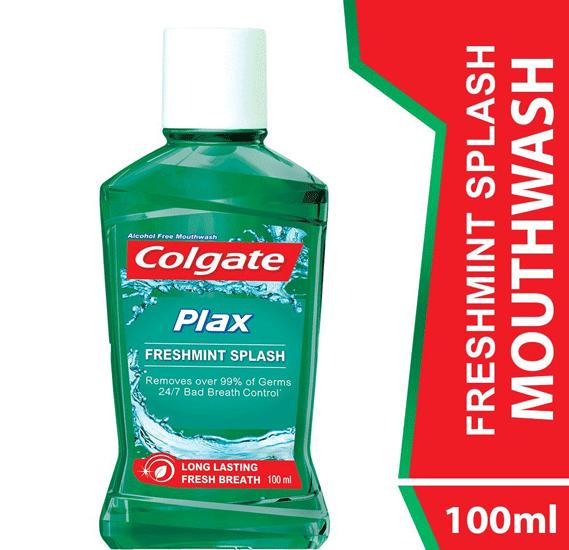 Colgate Plax Freshmint Mouthwash - 100 ml