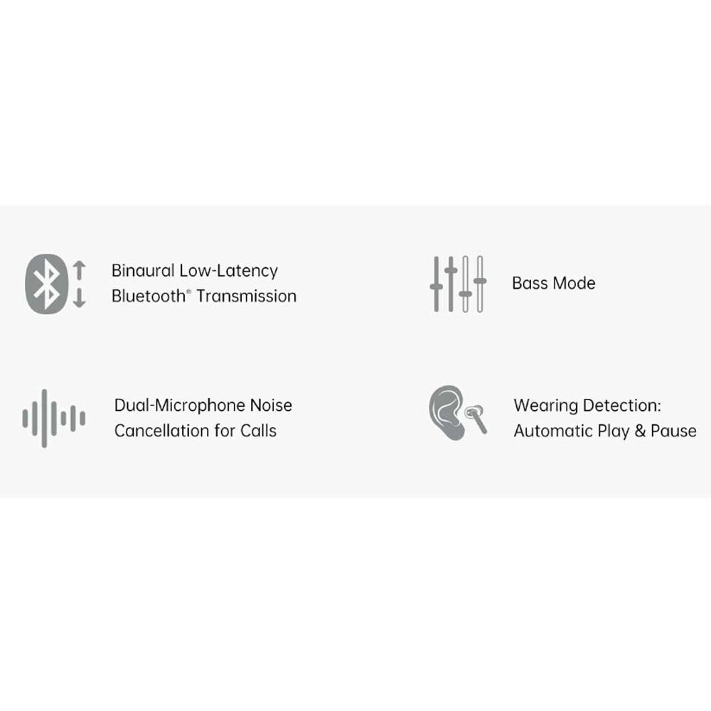 Oppo Enco W31 Bluetooth Earphones White