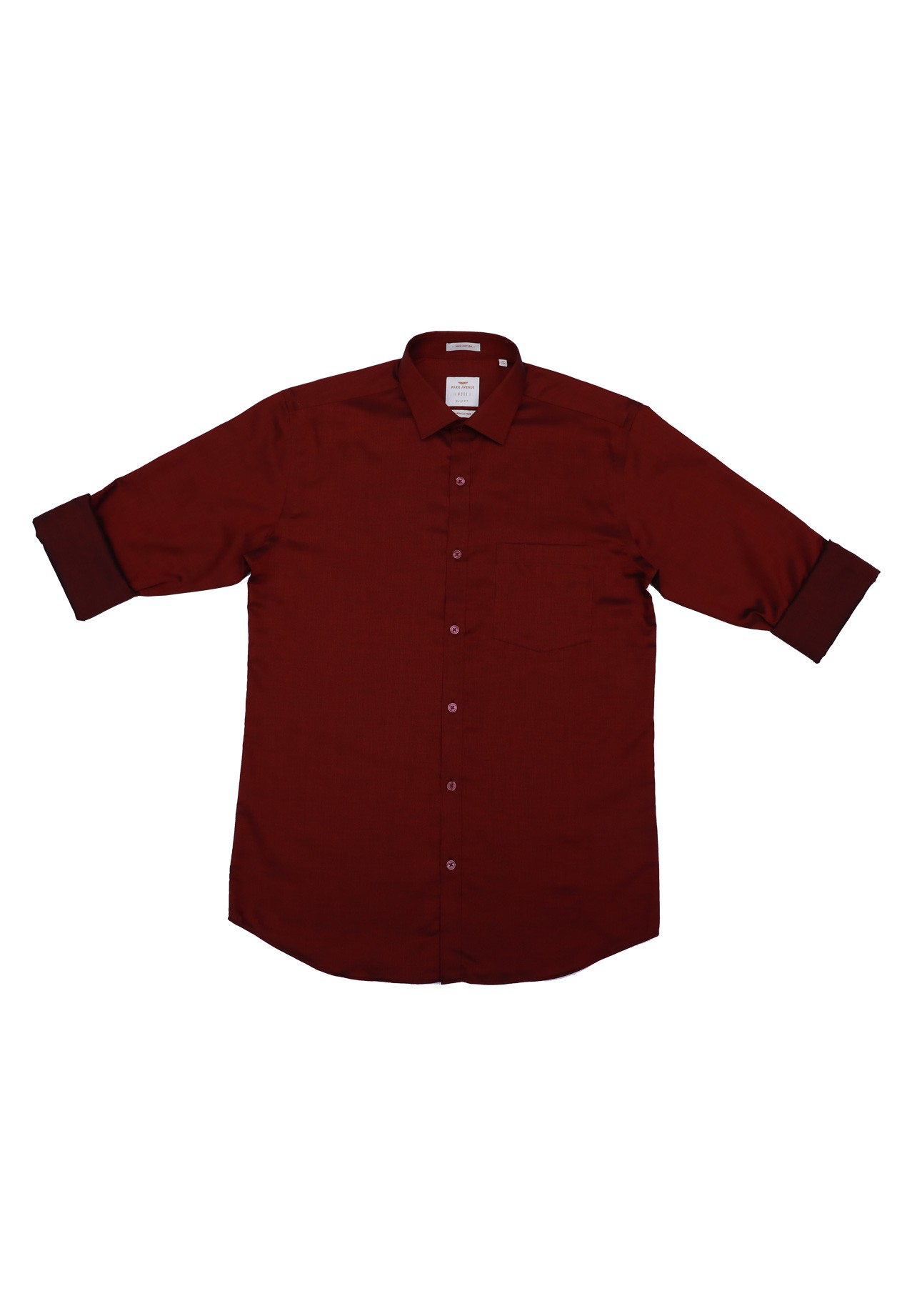 Park Avenue PMSX12185-R8 Mens Shirt, Size 44