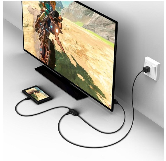GameSir USB-C to HDMI Cable GTV120