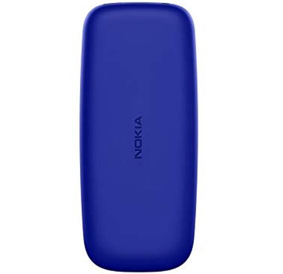 Nokia 105 Dual SIM Blue 4MB 2G