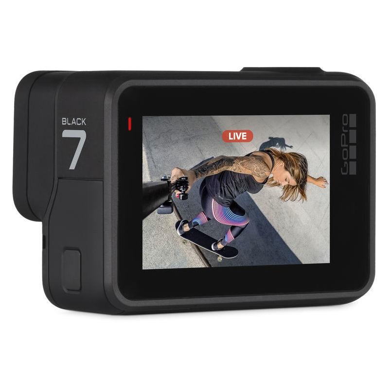 GoPro Hero 7 Action Camera, Black