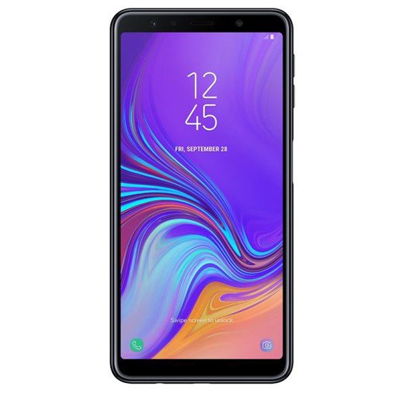 Samsung A9 2018 128GB Phone - Black
