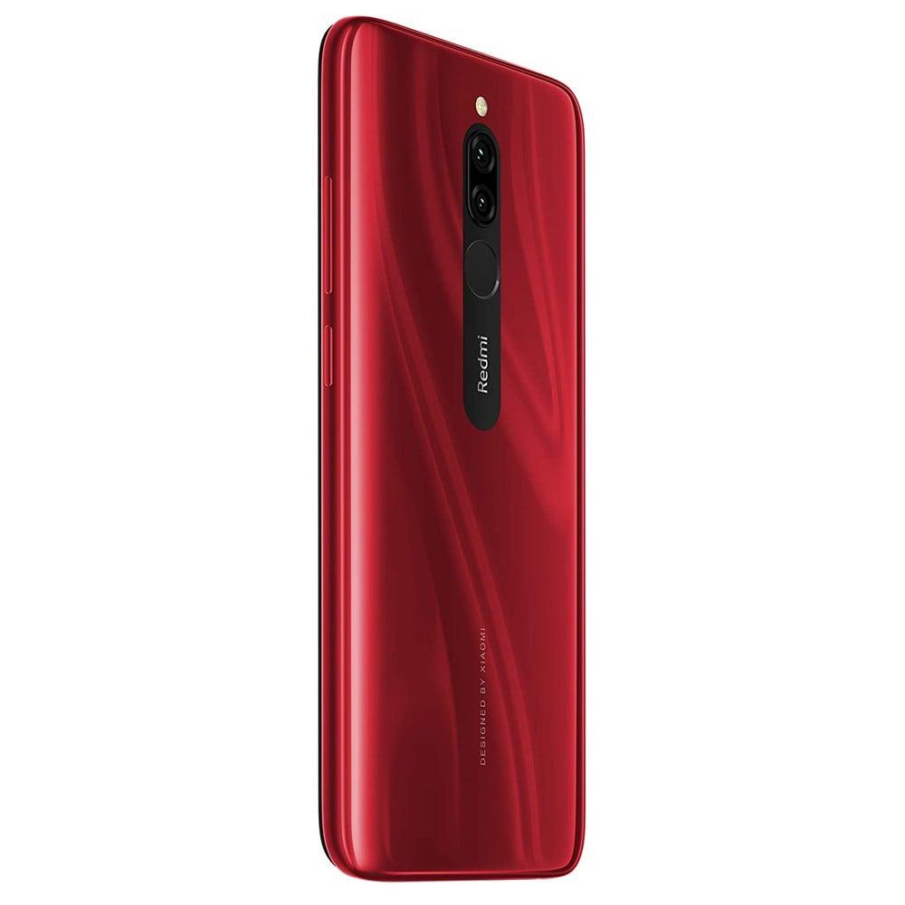 Xiaomi Redmi 8 Dual SIM 4GB RAM 64GB 4G LTE- Red