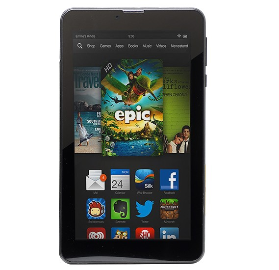 BSNL A34, Tablet 7 inch, Android 4.4, 16GB, Dual Core, 4G LTE, Dual Camera-black, And Get free power bank