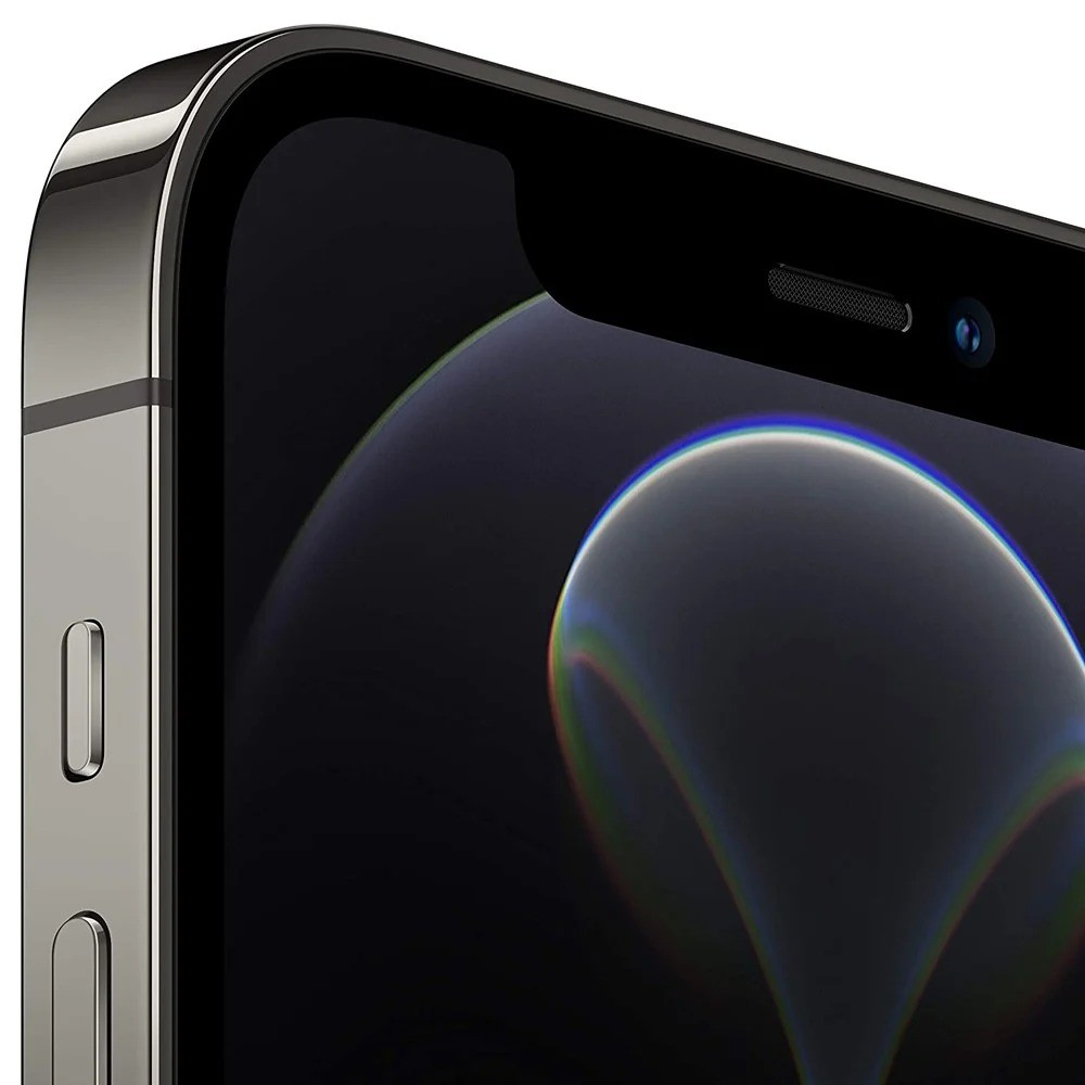 Apple iPhone 12 Pro, 256GB Storage, 5G, Graphite With FaceTime