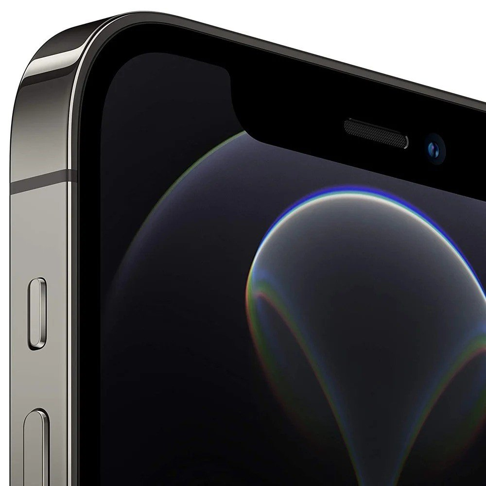 Apple iPhone 12 Pro With FaceTime Graphite, 256GB Storage, 5G