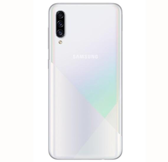 Samsung Galaxy A30s Dual SIM  128GB 4GB RAM 4G LTE-Prism Crush White