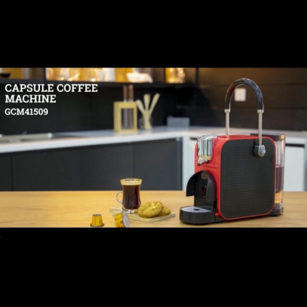 Geepas Capsule coffe maker, GCM41509