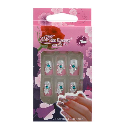 Buy Nail Art Set Pink Miss Beauty YD30208 Online Dubai, UAE ...