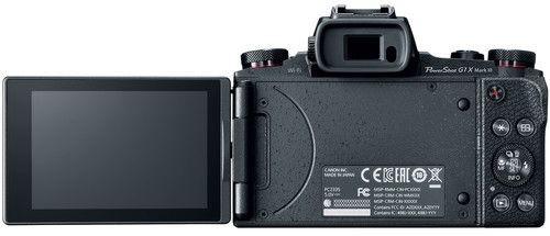 Canon Powershot G1 X Mark III, 24.2 MP, Compact Camera - Black