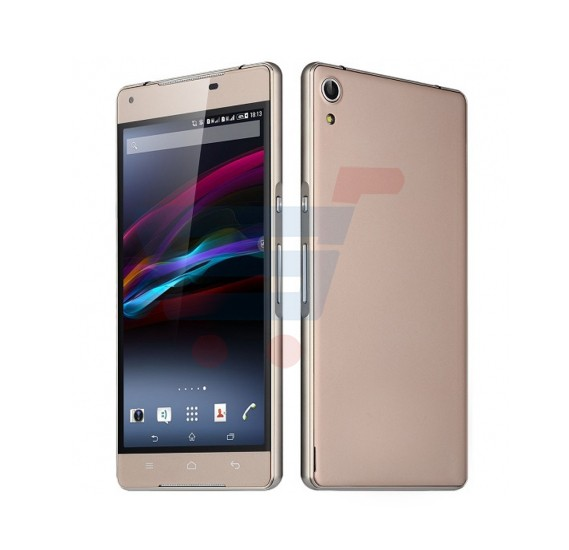 Xplay Z5 Smartphone,3G,Android 4.4.2,8GB Storage,1GB RAM,Quad Core 2.0 GHz ,5.5 Inch IPS LCD Display,Dual Camera (12 MP),Dual SIM,Wifi-Gold