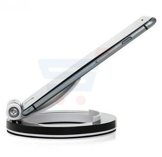 ABS High Quality 160 Degree Adjustable Stylish Mobile And Tablet Stand Holder