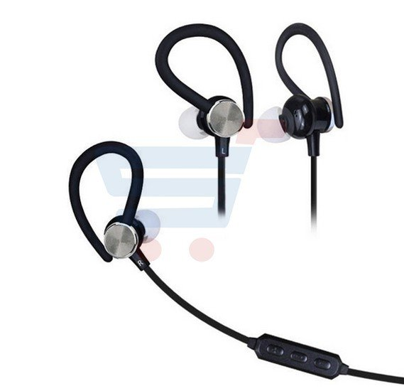 BSNL Sports Bluetooth Headset, OTE10, Black