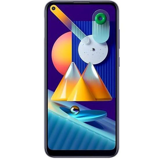 Samsung Galaxy M11 Dual SIM 3GB RAM 32GB 4G LTE-Violet
