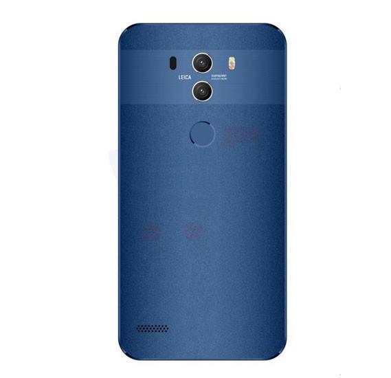 Lenosed Mate 10 Mini 4G Smartphones, 5 Inch Display, Android OS, 2GB RAM, 16GB Storage, Dual SIM, Dual Camera - Blue
