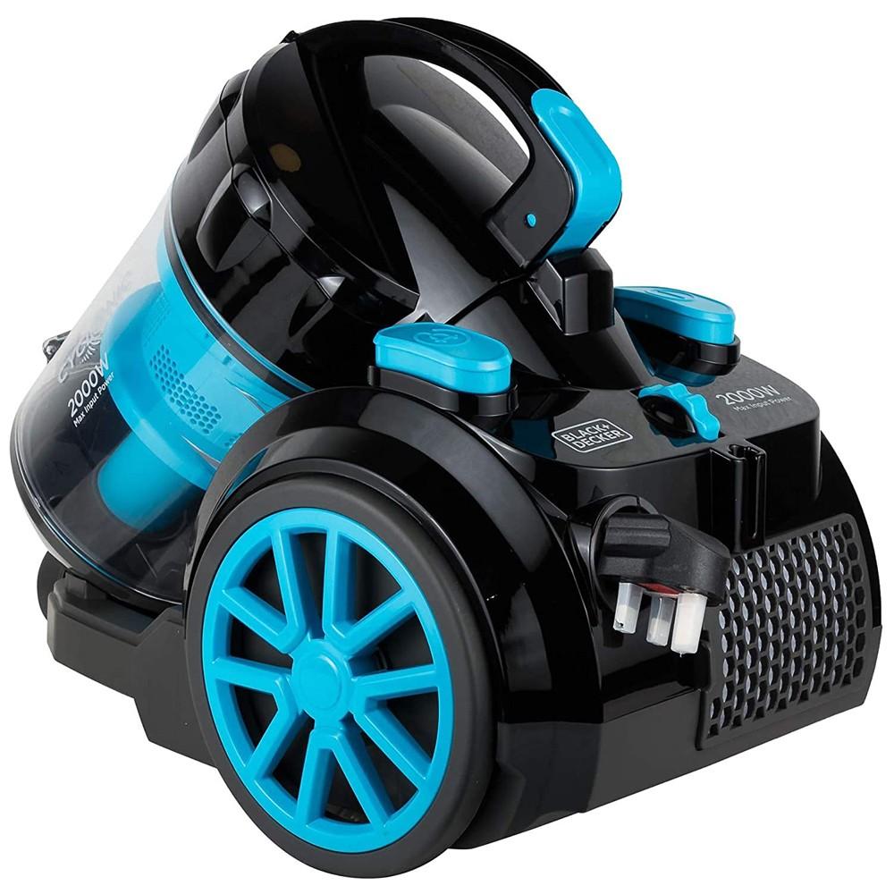 Black and Decker VM2080-B5 2000W Multicyclonic Vacuum Cleaner