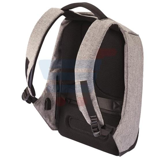 XD Design Original Anti theft Backpack, Grey