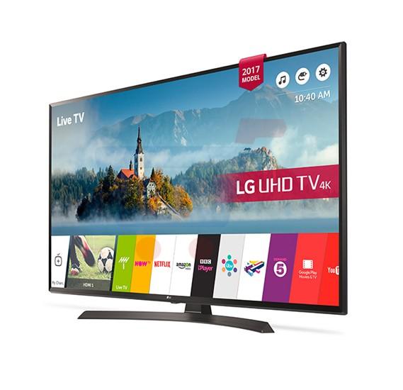 LG 43 Inch 4K UHD TV 43UJ634V