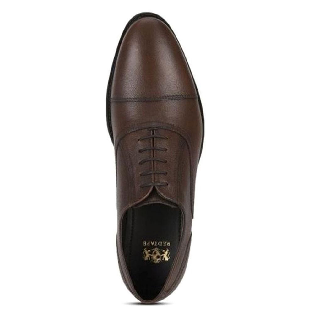 Red Tape Mens Formal Shoe Tan, RTE2663