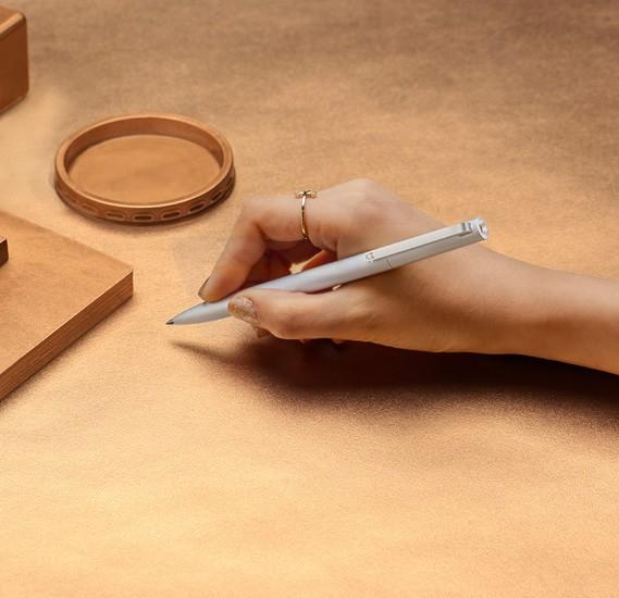 Xiaomi Roller Aluminium Ball Pen Silver
