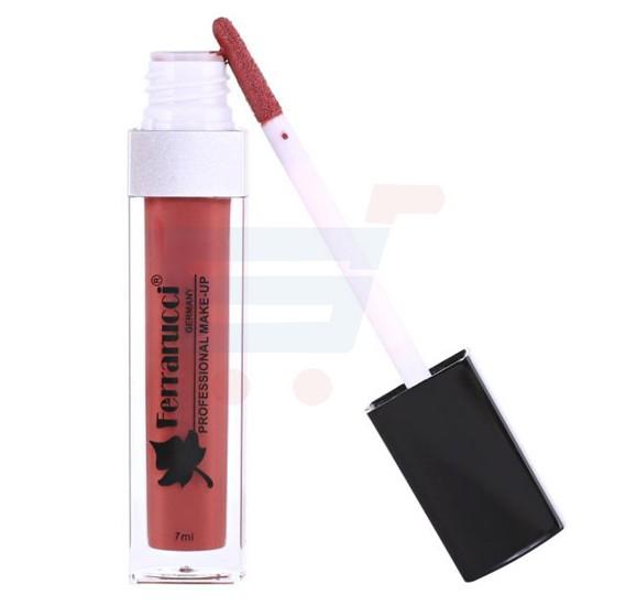 Ferrarucci Matte Long Lasting Lip Gloss 7ml, FLC36